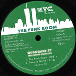 QUADRANT 77 - THE FUNK ROOM - NYC006 - NYC RECORDS