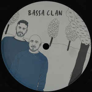 Bassa Clan ‎– Caroline EP - Quality Vibe Records ‎– QV016