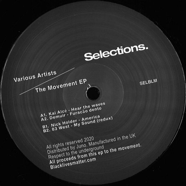 V/A - The Movement EP - SELBLM - Selections