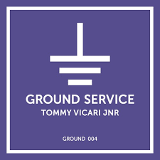 Tommy Vicari jnr ‎– Over & Over & Over Pt. 1+2 - Ground Service Records ‎– GROUND004