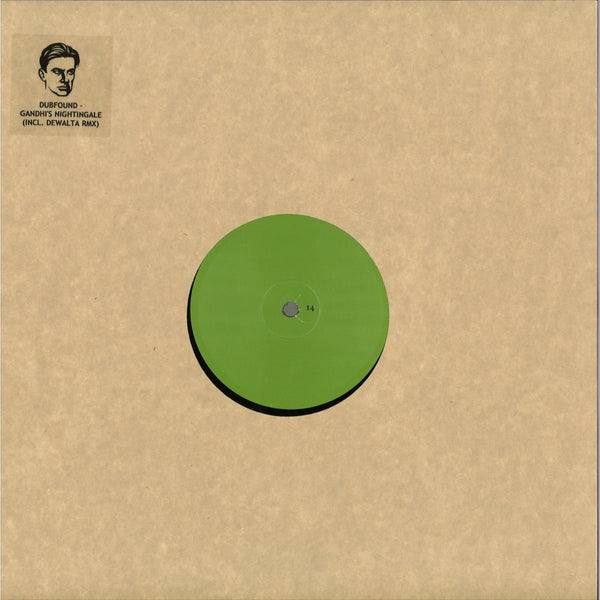 Dubfound - Gandhi's Nightingale - MAYAK014 - MAYAK RECORDS