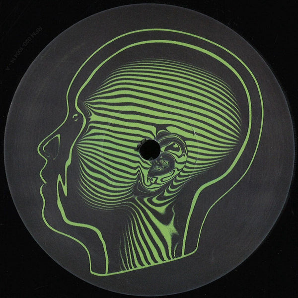 Domenic Cappello - Movements in Mind EP - AC002 - Alien Communications