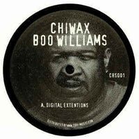 Boo Williams, Simoncino ‎– Split Ep - Rawax ‎– CRS001, Chiwax ‎– CRS001