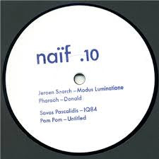 Jeroen Search / Pharaoh / Savas Pascalidis / Pom Pom ‎– Luminatione / Donald / IQ 84 / Untitled - Naïf ‎– 10