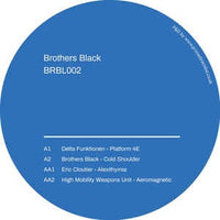 Various ‎– BRBL002 - Brothers Black ‎– BRBL002
