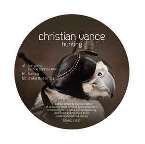 Christian Vance ‎– Hunting - Nightime Drama ‎– NTD 002