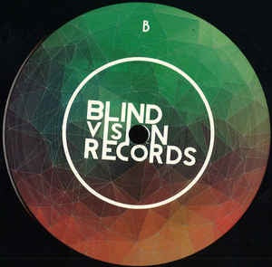 Various ‎– Various Artists EP -Blind Vision Records ‎– BVR013