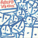 Sleep D ‎– Red Rock - Butter Sessions ‎– BSR014