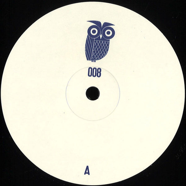 The Owl - Bareknuckle Blues EP - OWL008 - OWL Records