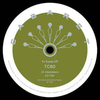 TC80 ‎– To Kaido EP - CABARET Recordings ‎– CABARET024