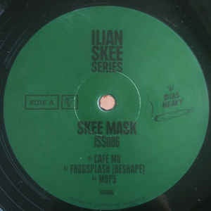 Skee Mask ‎– ISS006 - Ilian Tape ‎– ISS006
