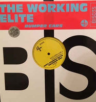 The Working Elite ‎– Bumper Cars - Beats In Space Records ‎– BIS 035