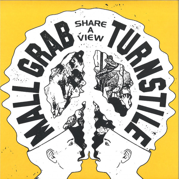 Turnstile & Mall Grab - Share A View - LFT009 - LOOKING FOR TROUBLE