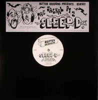 Sleep D ‎– The Jackal Pt 2 - Butter Sessions ‎– BSR 007