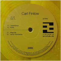 Carl Finlow ‎– Capacitance - AC Records ‎– AC_22