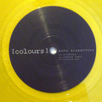 Echo Inspectors ‎– Archetype - Primary [colours] ‎– PCY02