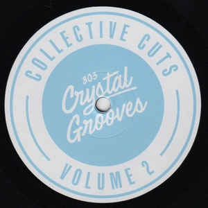 Anaxander / Azuni ‎– Collective Cuts Volume 2 - 803 Crystal Grooves ‎– 803CG-CC 002