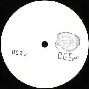 Unknown Artist ‎– Untitled - oge ‎– OGEWHITE002