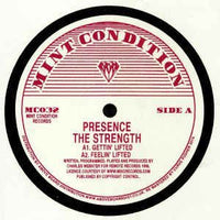 Presence (Charles Webster) ‎– The Strength - Mint Condition ‎– MC032