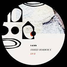Various ‎– Family Horror X EP II - Kann Records ‎– kann-36.2