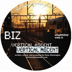 Biz - Vertical Ascent EP - CLIQ002LTD - Cliq