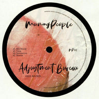 Adjustment Bureau ‎– Axis Mundi - Morning People ‎– MP02