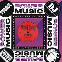 Mood II Swing ‎– Music For Your Ears - Power Music Records ‎– PMR 02B