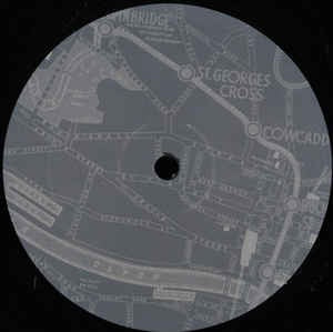 Craig Hamilton ‎– The Outer Circle EP - The Outer Circle ‎– OUTER001