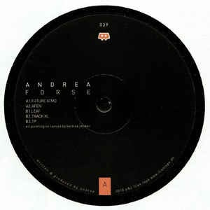 Andrea ‎– Forse - Ilian Tape ‎– IT039
