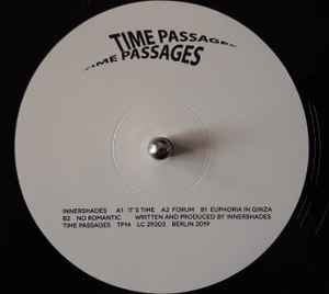Innershades ‎– It's Time - Time Passages ‎– TP 14