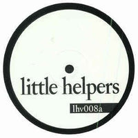 Unknown Artist ‎– Lhv008 - Little Helpers ‎– lhv008