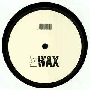 Alex Ground & Jamahr ‎– Signs EP - EWax ‎– EWAX010
