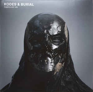 Kode9 & Burial ‎– Fabriclive 100 - Fabric ‎– fabric200LP