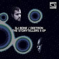 DJ Bone, Deetron ‎– The Storytellers EP II - Subject Detroit ‎– SUB045