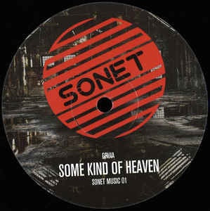 Gruia ‎– Some Kind Of Heaven - Sonet ‎– SONET001
