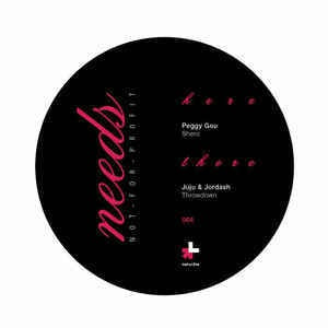 Peggy GOU / Juju & Jordash ‎– Needs x UN Women present HeForShe - Needs - Not For Profit ‎– NNFP004