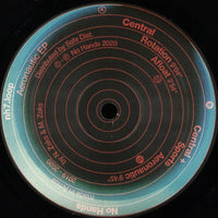 Central / Dj Sports - Aeronautic EP - NH7.LOOP - No Hands