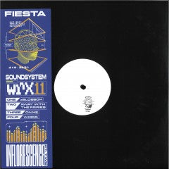Fiesta Soundsystem - Inflorescence Pt.2 - WRX11 - Warehouse Rave