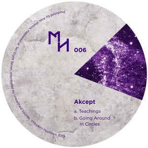 Akcept ‎– Teachings - Modern Hypnosis ‎– MH-006