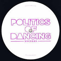 Sun Archive ‎– Pardon Your Beg EP - Politics Of Dancing Records ‎– POD 016