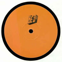 Sebastian Werle & Sepadé ‎– Back To Beginnings EP - BE9 ‎– BE9.2