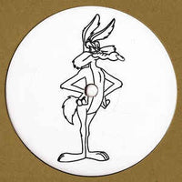 Willie E. Coyote, The Road Runner ‎– 003 - Tooney Lunes ‎– tooneylunes003