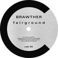 Brawther ‎– Fairground / Kitten - Cabinet Records ‎– cab55