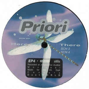 Priori ‎– SCN EP - DustWORLD ‎– DWLD-004