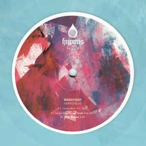 Härdstedt ‎– Sanyo Blue - Hypnus Records ‎– SERUM3