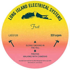 Fret ‎– Fret - L.I.E.S. (Long Island Electrical Systems) ‎– LIES128