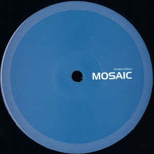 Various ‎– In The Night - Mosaic ‎– MOSAIC LTDX1