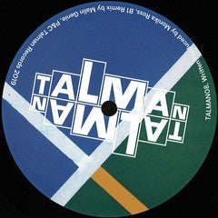 Monika Ross Funkt Up (Malin Genie Remix) TALMAN08 - TALMAN RECORDS
