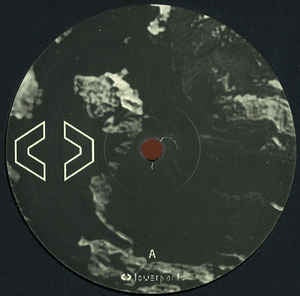 DJ Stingray 313 ‎– Cognition - Lower Parts ‎– LP07