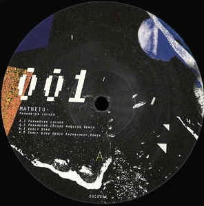 Matheiu ‎– Parameter Locked - Rockets Audio ‎– ROCK001